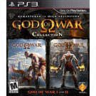 God of War Collection (русская версия) (PS3)