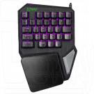 Игровой цифровой блок Harper GKB-95 Foxtrot с подсветкой