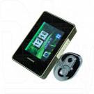 """Видеоглазок JMK JK-843T (2.8"""", угол 120, microSD, SIM-карта)"""