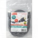 Кабель HDMI - HDMI PRO 5 м D-Color DCC-HH500F с фильтрами