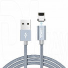 Кабель USB A - iPhone 5 (1 м) Hoco. U40A магнитный