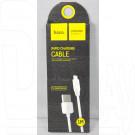 Кабель USB A - iPhone 5 (1 м) Hoco. X1