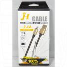 Кабель USB A - micro USB B (1 м) JH