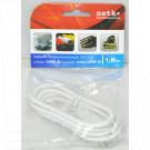 Кабель USB A - mini USB B 1.5 м Netko