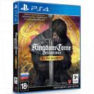 Kingdom Come Deliverance - Royal Edition (русские субтитры) (PS4)