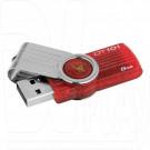 USB Flash 8Gb Kingston Data Traveler 101-G2 красная
