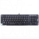 Клавиатура Dialog Multimedia KK-03U черная
