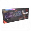 Клавиатура игровая Marvo КG858 с подсветкой