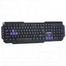 Клавиатура игровая Perfeo Robotic черная