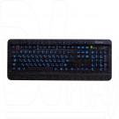 Клавиатура Smartbuy 302 черная с подсветкой