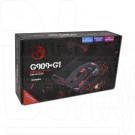 Комплект Marvo G909 + G1 (мышь + коврик)
