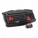 Комплект Xtrike Me MK-801 (клавиатура + мышь)