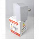 Квадратный светодиодный светильник 28W E27 6500K