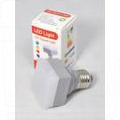 Квадратный светодиодный светильник 5W E27 6500K