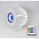 Лампа E27 RGB с Bluetooth акустикой YD-1528