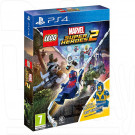 Lego Marvel Super Heroes 2 - Minifigure Edition (русские субтитры) (PS4)
