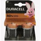 Duracell LR20 BP2 упаковка 2шт