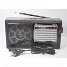 Радиоприемник LUXEBASS A29 (USB\SD\MP3)