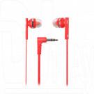 Наушники GAL M-005R-F красные