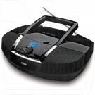 Магнитола BBK BX519BT черная (Bluetooth)