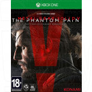 Metal Gear Solid V: The Phantom Pain (русские субтитры) (XBOX One)