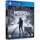 Метро: Исход Издание первого дня (русская версия) (PS4)