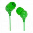 Наушники Smartbuy Color Trend зелёные