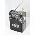 Радиоприемник Meier M-U48 (USB\SD\MP3\220V) + фонарик