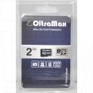 microSD 2Gb OltraMax без адаптера