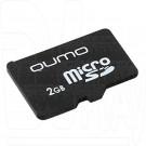 microSD 2Gb Qumo без адаптера