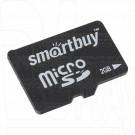 microSD 2Gb Smart Buy без адаптера