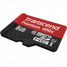 microSD 8Gb Transcend Class 10 UHS-I без адаптера