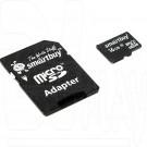 microSDHC 16Gb Smart Buy Class 10 с адаптером