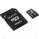 microSDHC 32Gb Qumo Class 10 с адаптером