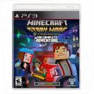 Minecraft: Story Mode - The Complete Adventure (русские субтитры) (PS3)