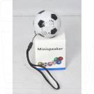 Mini Speaker J19 мячик  портативная акустика OEM