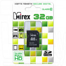 SDHC 32Gb Mirex Class 10
