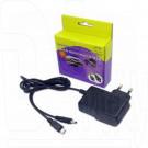 Зарядное устройство USB 2A + кабель mini&micro USB KS-is Mich