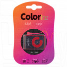 MP3 Perfeo Color-Lite красный