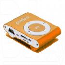 MP3 Perfeo Music Clip Titanium оранжевый