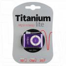 MP3 Perfeo Titanium Lite фиолетовый