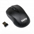 Мышь Dialog Pointer MROC-15U черная