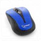 Мышь беспроводная Gembird MUSW-325-B голубая