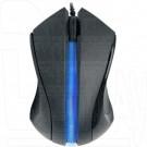 Мышь A4Tech D-312-1 USB черная