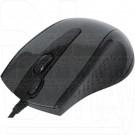 Мышь A4Tech N-500F-1 USB серая