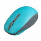 Мышь беспроводная Perfeo Funny голубая
