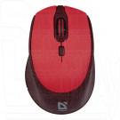 Мышь Defender MB-795 Genesis красная