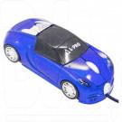 Мышь L-PRO ZL-66 Bugatti USB синяя