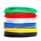 Набор пластика для 3D печати PLA 7 цветов