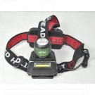 Налобный фонарь аккумуляторный BL-T923B-T6